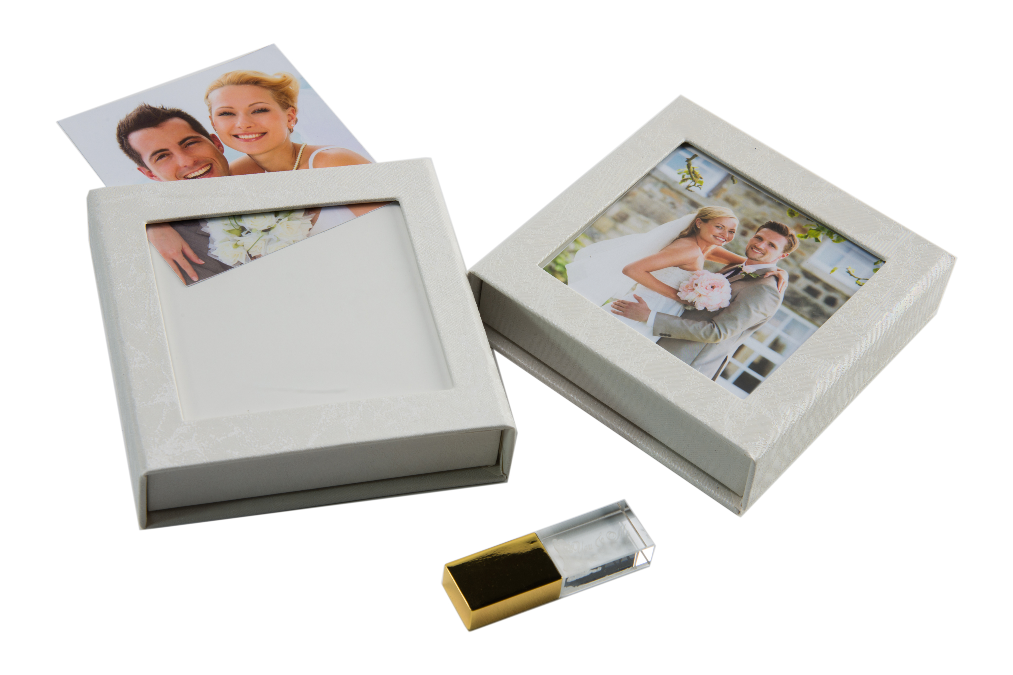 hochzeit usb stick kristal mit usb box hochzeit dvd cd usb blue ray h lle leder case box. Black Bedroom Furniture Sets. Home Design Ideas